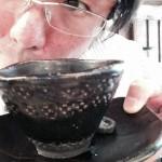 検証!!とっての無いカップ(器)で飲むと美味しくなるってほんと?
