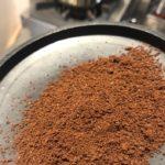 粉の香りは細挽きより中挽きの方がいい?