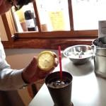アイスレモンコーヒーをつくったYO!