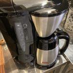何回もしつこいですが・・このコーヒーメーカーは非常にいい
