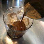 お盆営業のお知らせとエスプレッソのアイスコーヒーのこと