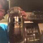 コーヒー豆は焙煎すると2倍の大きさになる、なんで?のお話