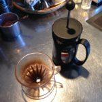 コーヒーの抽出器具の手入れ洗い方はこうすると良い