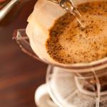 コーヒーのドリップもシンプルに考えるといい