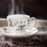 「癒し」と「集中力」コーヒーの香りのち・か・ら