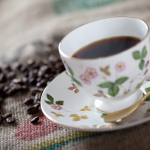 実は喫茶とコーヒー豆販売用とでは 味のつくりかたが違う