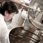 コーヒーを焙煎する焙煎機による味の違い