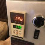 中焙煎と深焙煎の豆温度差は10℃前後 それが味の差