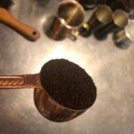 コショウの挽き方とコーヒーの挽き方を比べる