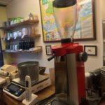 島珈琲の粉は基本、中細挽きです
