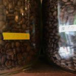 焙煎の煎り加減で1粒のコーヒー豆の重さは変わります