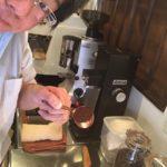 マグカップ1杯分に使うのコーヒーの粉の量を教えてください
