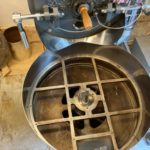 コーヒーの「美味しい」を作るのに一番大事なことは、焙煎機のメンテナンスと考えてます