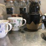 容量の分からないカップに、適量のコーヒーの粉を知る方法