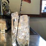 溶けた氷の水で薄まらないアイスコーヒーを作るのは、どうしたらよいか?